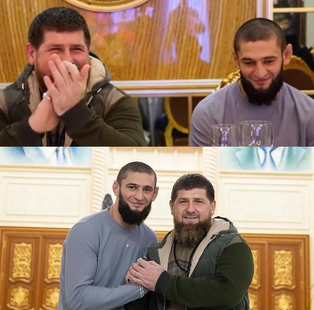 Хамзат Чимаев